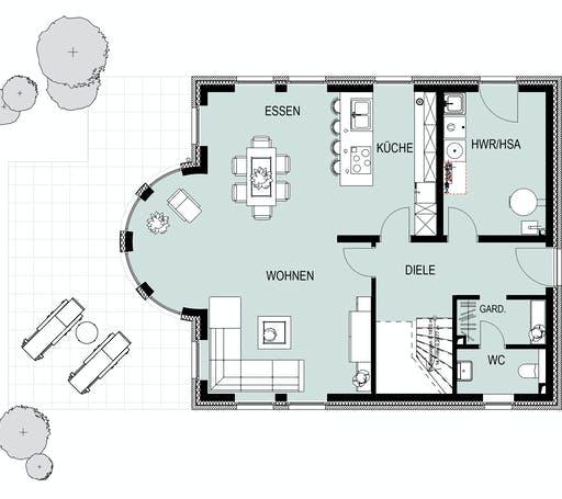 Helsti - Nauheim Floorplan 1