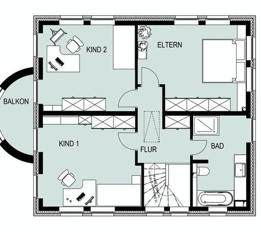 Helsti - Nauheim Floorplan 2