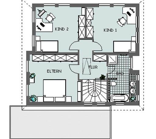 Helsti - Stuttgart Floorplan 1