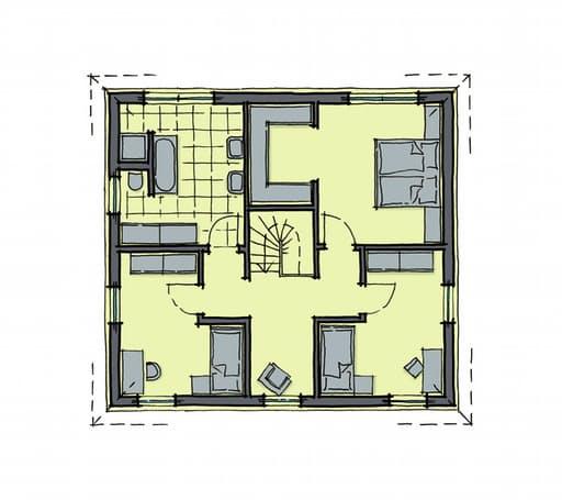 Gussek Haus - Holmen DG