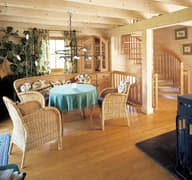 Holz 127 Innenaufnahmen