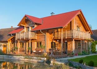 Fertighaus Holz ein holzhaus bauen preise anbieter infos fertighaus de