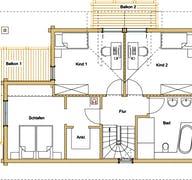 Holz 138 Grundriss