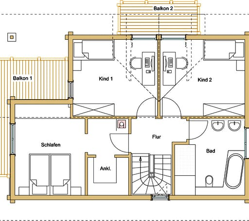 Holz 138 Floorplan 2