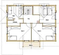 Holz 155 Grundriss