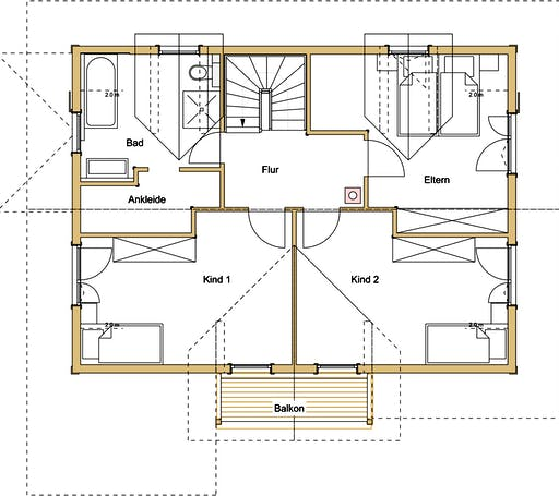 Holz 155 Floorplan 2