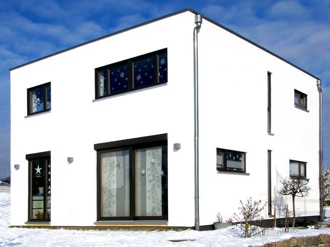 Homestory 044 von Lehner Haus Außenansicht 1