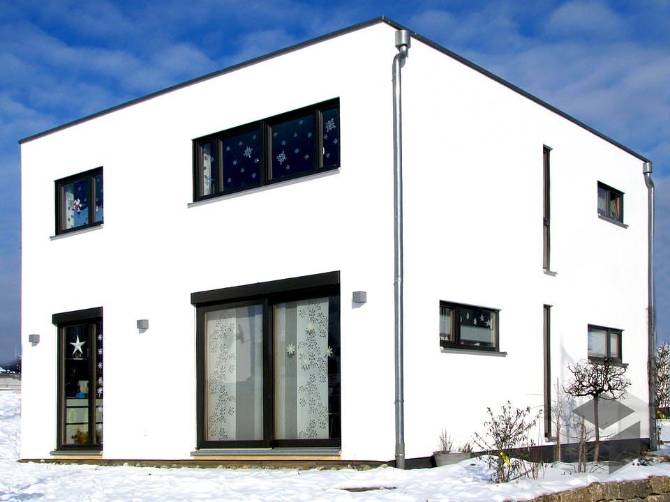 Homestory 044 von Lehner Haus Außenansicht