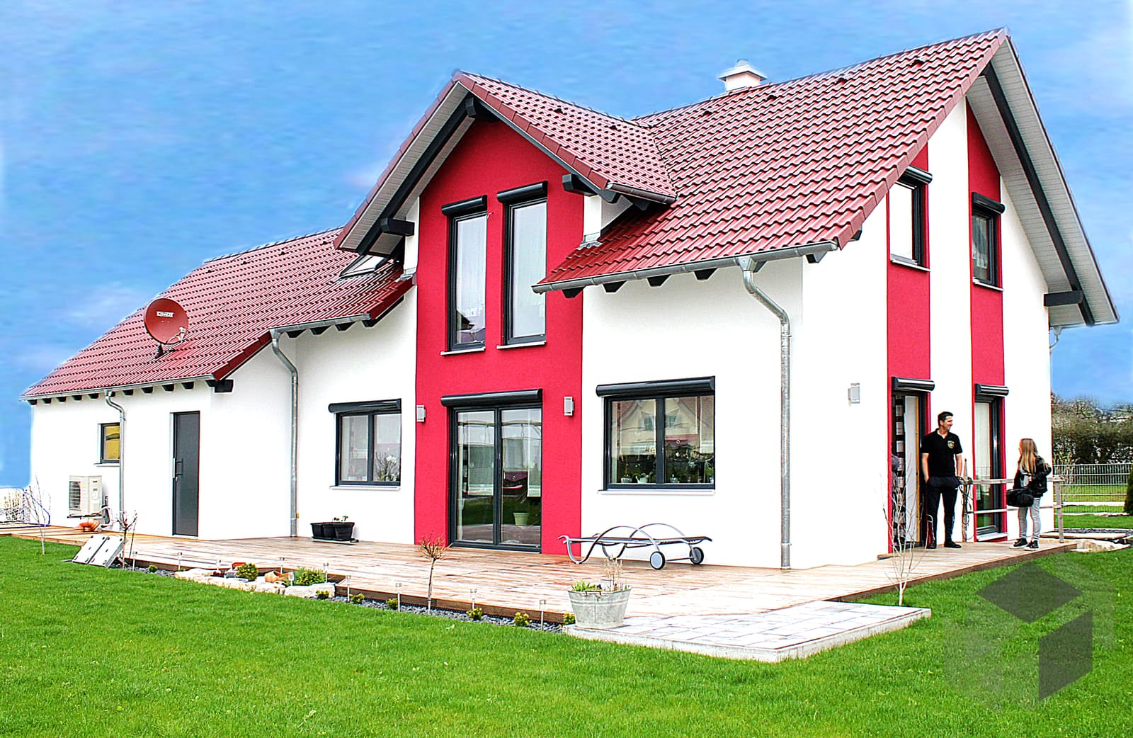 homestory 057 von lehner haus komplette daten bersicht. Black Bedroom Furniture Sets. Home Design Ideas