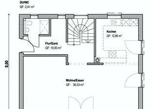 Homestory 057 Grundriss