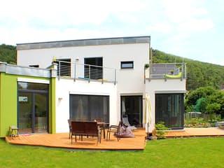 Homestory 101 von Lehner Haus Außenansicht 1