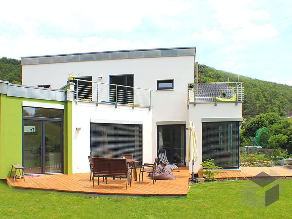Homestory 101 von Lehner Haus Außenansicht