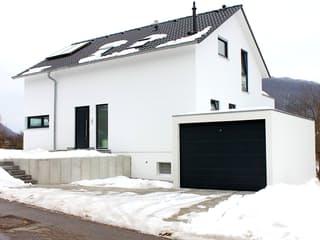 Homestory 114 von Lehner Haus Außenansicht 1