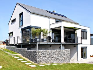 Homestory 139 von Lehner Haus Außenansicht 1