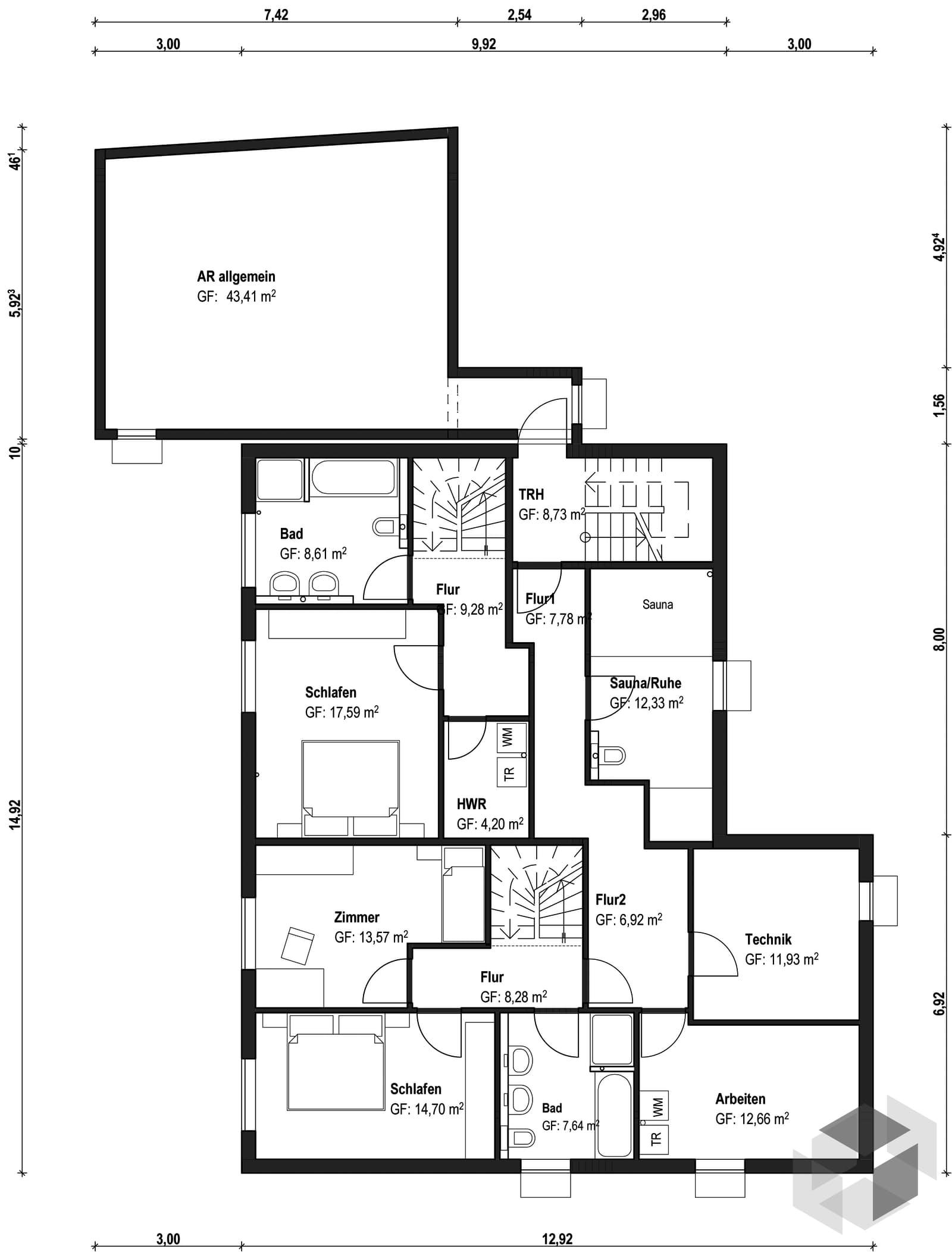 zweifamilienhaus homestory  von lehner haus fertighausde