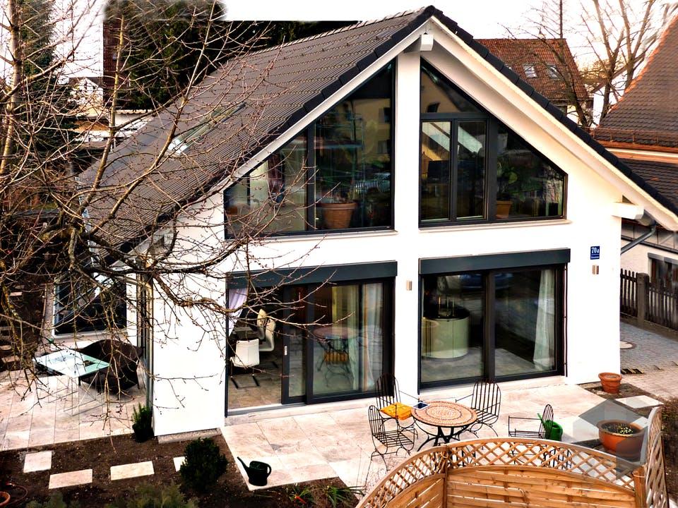 Homestory 193 von Lehner Haus Außenansicht