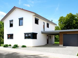 Homestory 203 von Lehner Haus Außenansicht 1