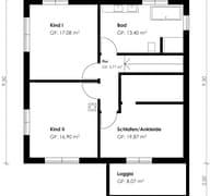 Homestory 215 Grundriss