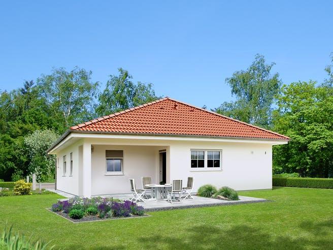 Homestory 221 von Lehner Haus Außenansicht 1