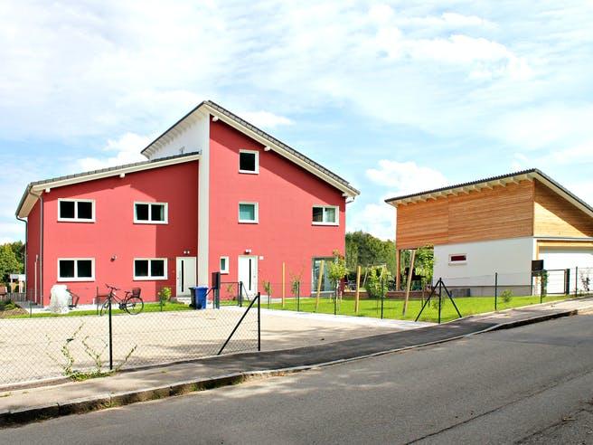 Homestory 256 von Lehner Haus Außenansicht 1