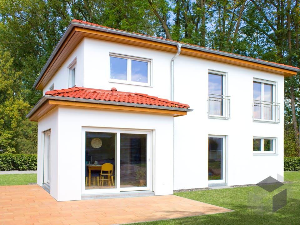 Homestory 309 von Lehner Haus Außenansicht
