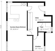 Homestory 366 Grundriss