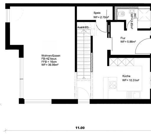 Homestory 343 Floorplan 1