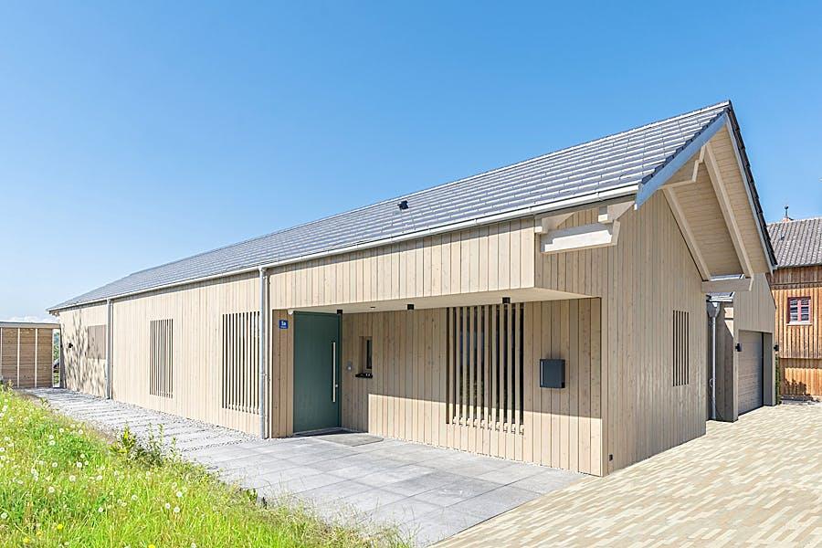 Huber - Beispielhaus 3