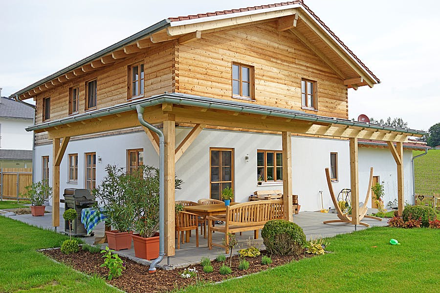 Huber - Beispielhaus 4