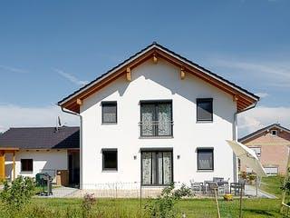 Himmelreich von Huber Holzbau Außenansicht 1