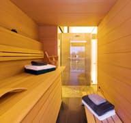 HUF Haus ART 5 Plus-Energie-Haus Innenaufnahmen