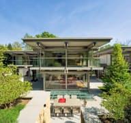 HUF Haus mit Flachdach