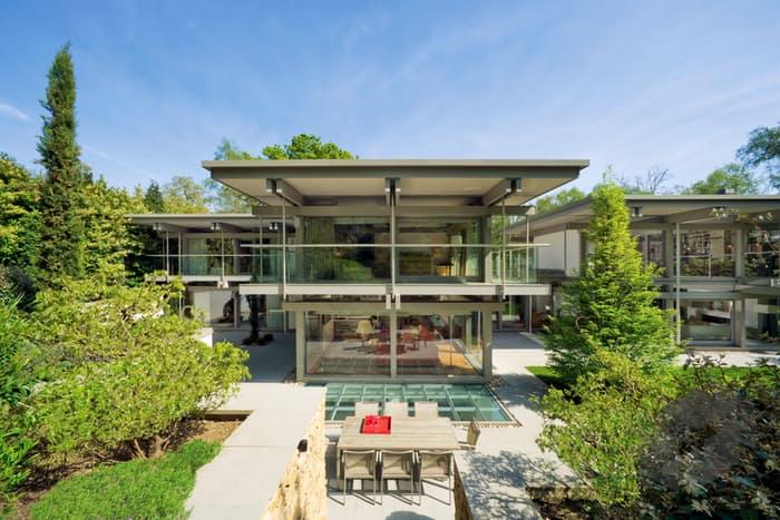 HUF Haus mit Flachdach von HUF HAUS | komplette Datenübersicht ...