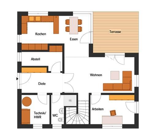 Hunold - Brandesbachtal Floorplan 1