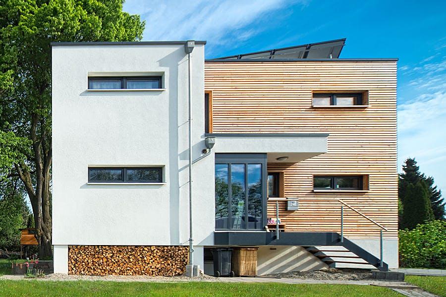Hunoldhaus - Beispielhaus 1 - Klosterholz
