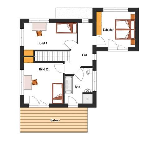 Hunold - Klosterholz Floorplan 2