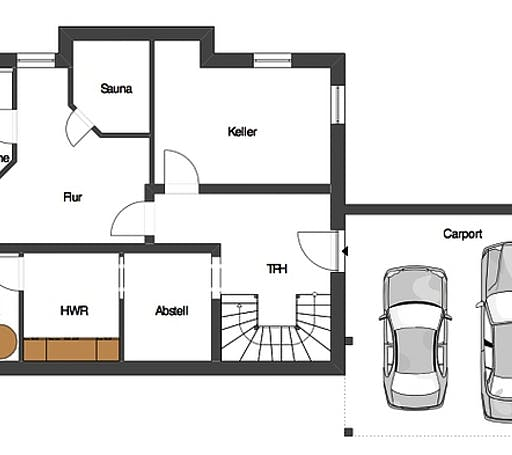 Hunold - Tännreisig Floorplan 1