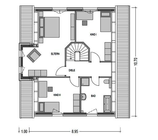 Heinz von Heiden - Alto 621 Floorplan 2