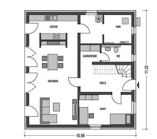 HvH - Alto F10 Floorplan 1