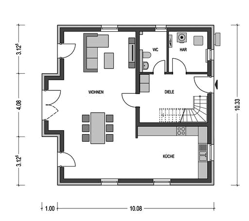 HvH - Alto H10 Floorplan 3