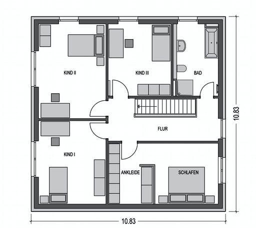 HvH - Arcus B10 Floorplan 2