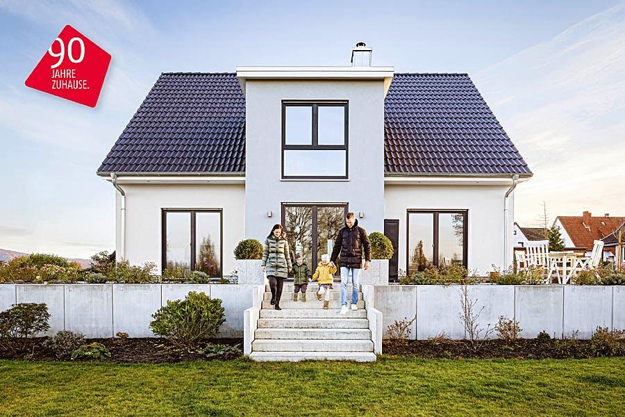 Familie Bertram liebt Ihr Heinz von Heiden-Einfamilienhaus