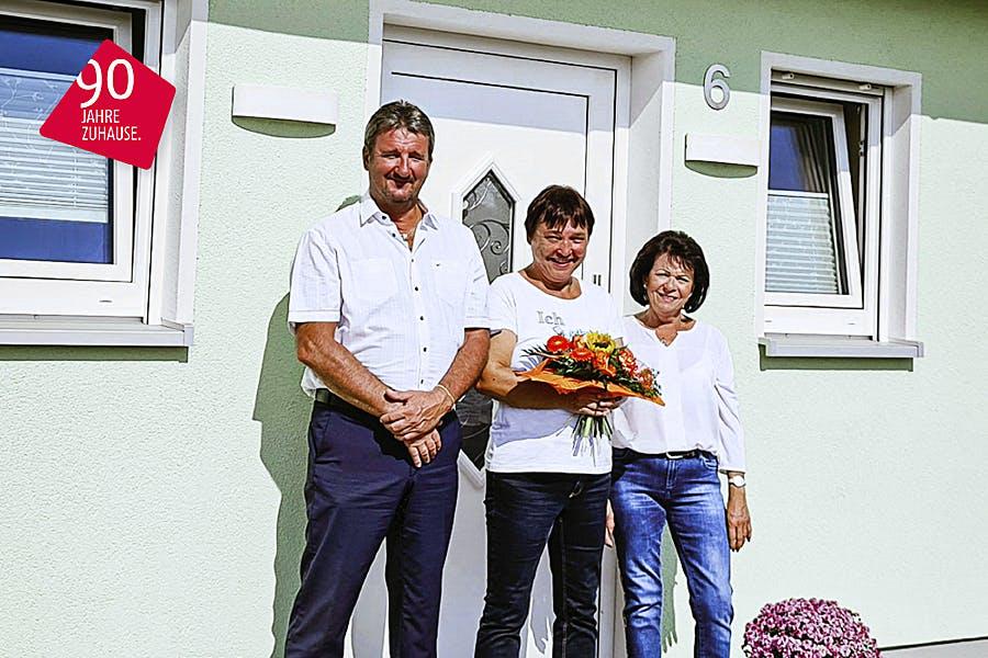 Familie Schöfl liebt Ihren Heinz von Heiden-Bungalow