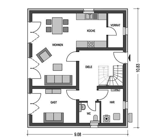 HvH - Calvus 620 Floorplan 3