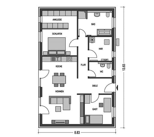 HvH - Cumulus 560 Floorplan 1