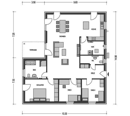 Heinz von Heiden - Cumulus 770 Floorplan 1