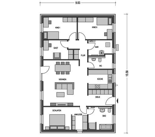 Heinz von Heiden - Cumulus 780 Floorplan 1