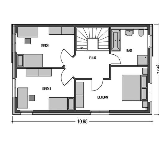 HvH - Doppelhaus L10 Floorplan 2
