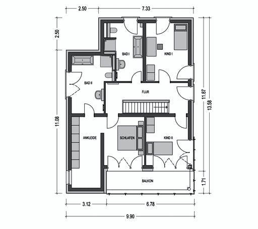 HvH - Stratus 730 Floorplan 2