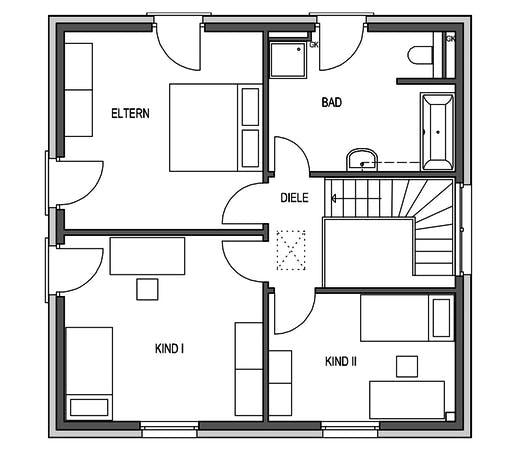 HVO - Eleganz 1000.2 Floorplan 2